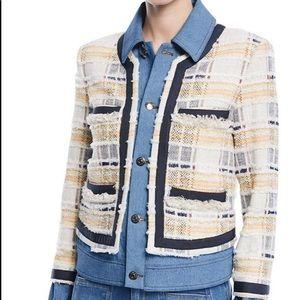 NWOT Santiago button-up jacket